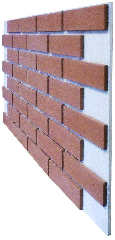 Фиброцементная панель под кирпич, облицовочные панели для фасадов, облицовочные панели фасадные, фасадные панели купить