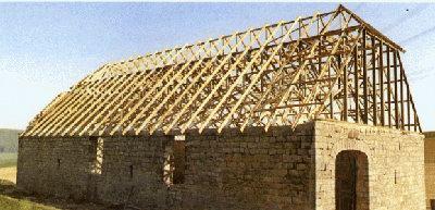 двускатная крыша схема - Лучшие схемы и описания для всех.