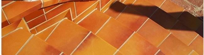 Напольная плитка, клинкерная керамическая плитка, клинкерная плитка для ступеней, цена