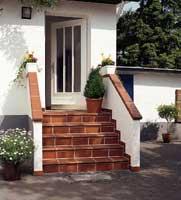 Клинкерные ступени, ступени для лестниц, ступени купить