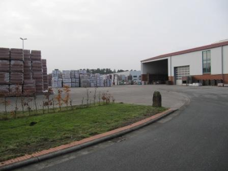 Завод по производству клинкерного тротуарного кирпича плитки ступеней Abc klinkergruppe